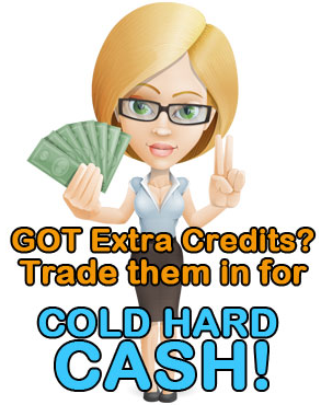 Gotsafelist Trade Credits For Cash