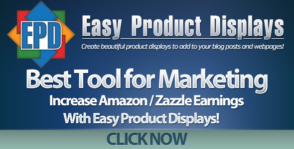 My Easy Product Displays Review For Better Amazon Conversions